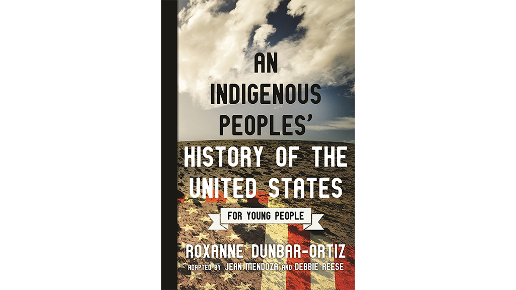 Cover Jacket of An Ingigenous People's History of the U.S.